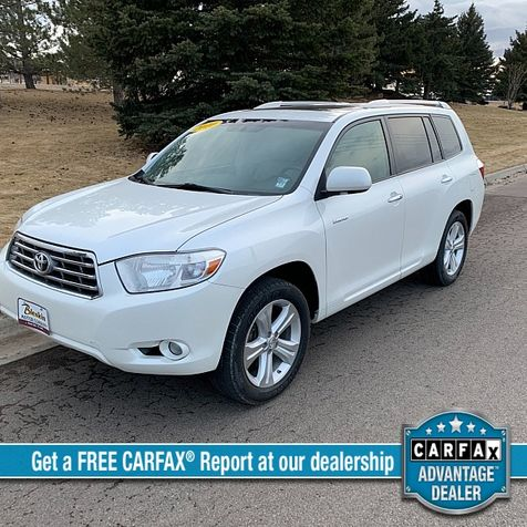 2010 Toyota Highlander 4d SUV AWD Limited in Great Falls, MT
