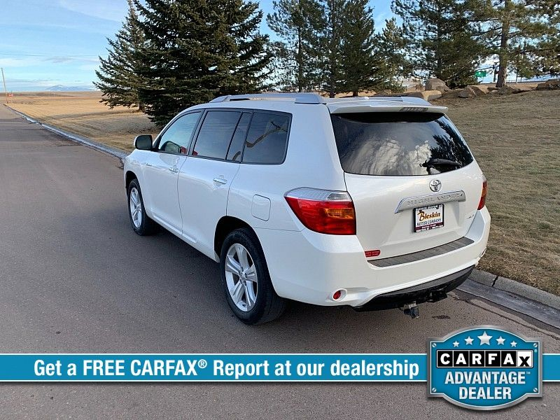 2010 Toyota Highlander 4d SUV AWD Limited  city MT  Bleskin Motor Company   in Great Falls, MT