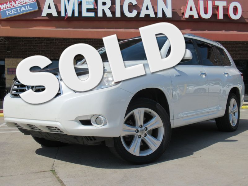 2010 Toyota Highlander Limited   Houston, TX   American Auto Centers in Houston TX