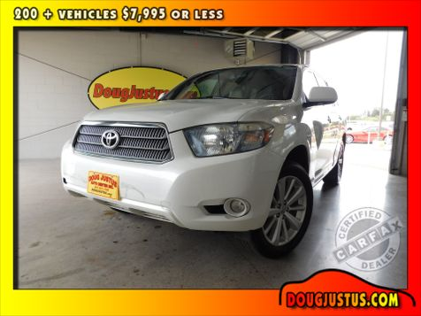 2010 Toyota Highlander Hybrid Limited w/3rd Row in Airport Motor Mile ( Metro Knoxville ), TN
