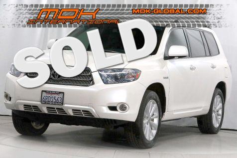 2010 Toyota Highlander Hybrid Limited w/3rd Row - AWD - Navigation - JBL Sound in Los Angeles