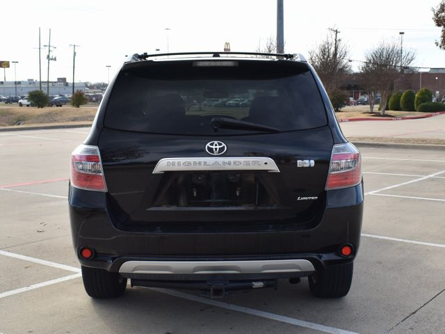 2010 Toyota Highlander Hybrid Limited in McKinney, Texas 75070