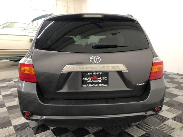 2010 Toyota Highlander Base LINDON, UT 4