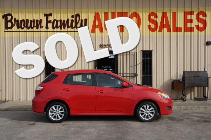 2010 Toyota Matrix BASE   Houston, TX   Brown Family Auto Sales in Houston TX