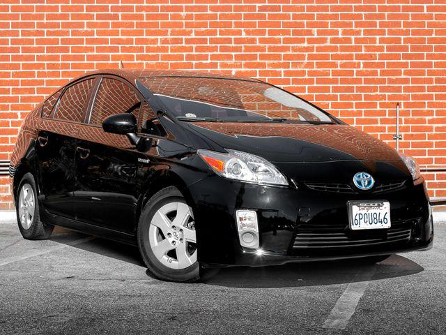 2010 Toyota Prius IV Burbank, CA 1