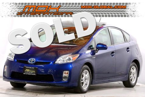 2010 Toyota Prius IV - Navigation - Leather - JBL - Sunroof in Los Angeles