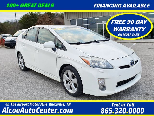 2010 Toyota Prius V w/Leather/Navigation