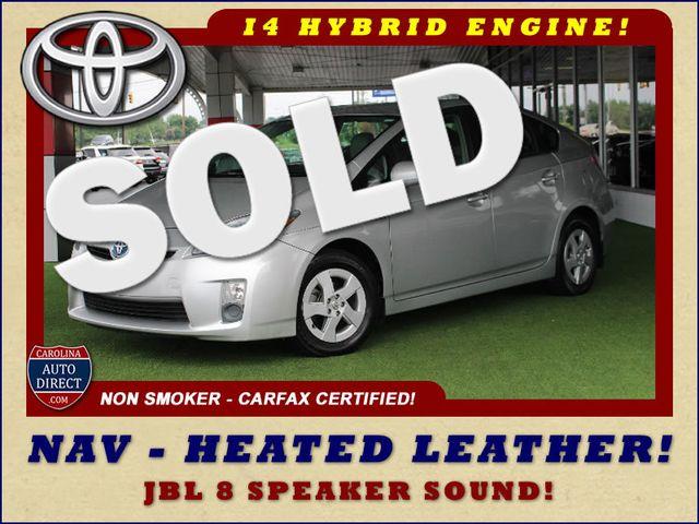 2010 Toyota Prius IV FWD - NAVIGATION - BKUP CAMERA - JBL SOUND! Mooresville , NC 0