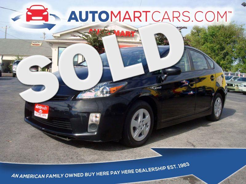 2010 Toyota Prius    Nashville, Tennessee   Auto Mart Used Cars Inc. in Nashville Tennessee