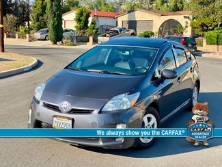 2010 Toyota PRIUS V NAVIGATION SOLAR ROOF SERVICE RECORDS in Van Nuys, CA 91406