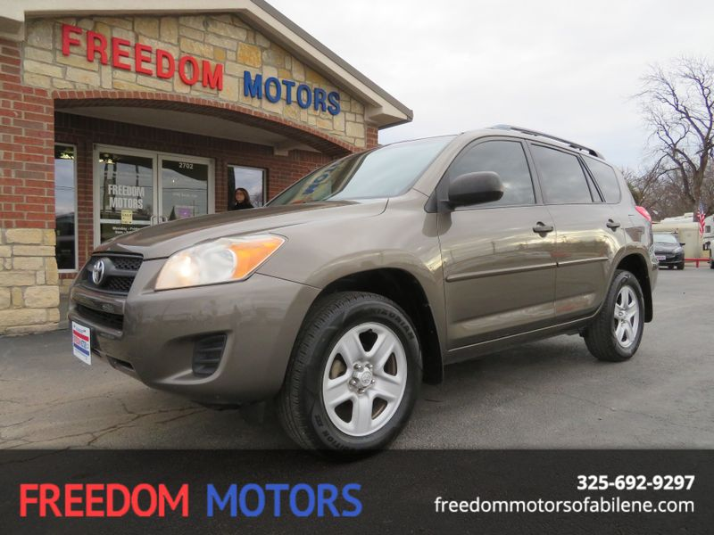 2010 Toyota RAV4  | Abilene, Texas | Freedom Motors  in Abilene Texas