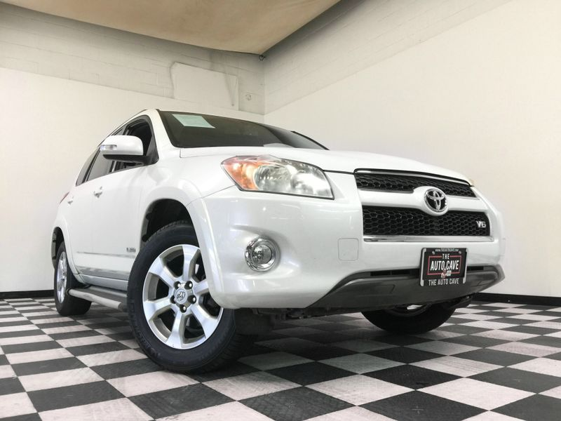 2010 Toyota RAV4 *SPORT UTILITY 4-DR*Limited V6 2WD* | The Auto Cave in Addison