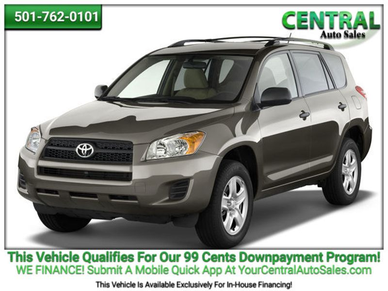2010 Toyota RAV4 Sport | Hot Springs, AR | Central Auto Sales in Hot Springs AR