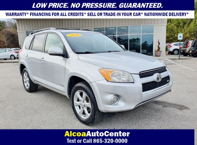 2010 Toyota RAV4 Limited 4WD w/Premium Package