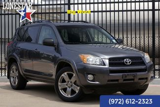 2010 Toyota Rav4 Clean Carfax Sport in Plano Texas, 75093
