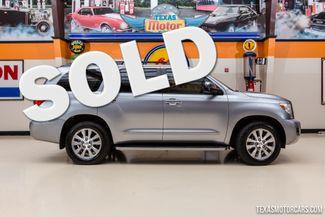 2010 Toyota Sequoia Ltd in Addison Texas, 75001