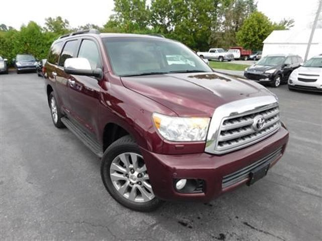 2010 Toyota Sequoia Ltd in Ephrata, PA 17522