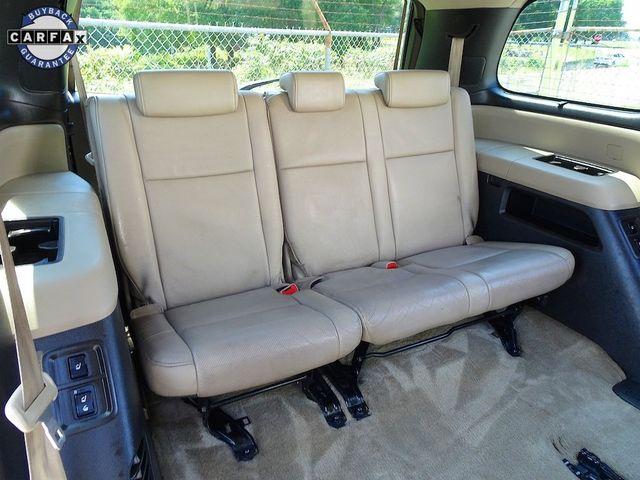 2010 Toyota Sequoia Platinum Madison, NC 40