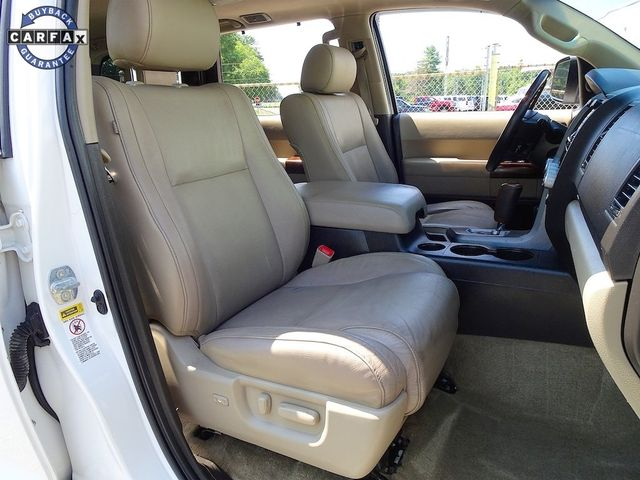 2010 Toyota Sequoia Platinum Madison, NC 52