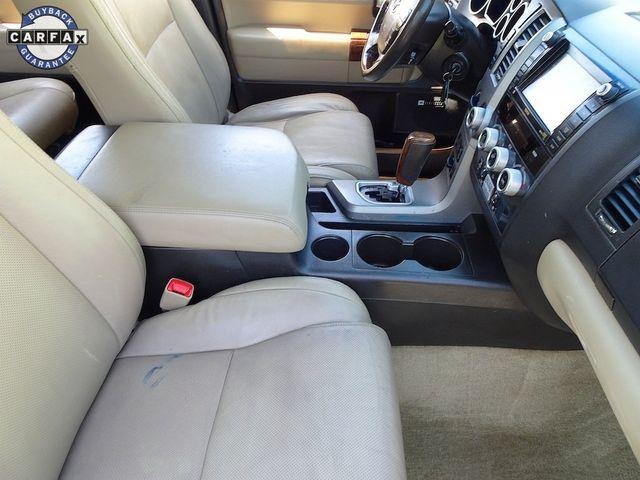 2010 Toyota Sequoia Platinum Madison, NC 53