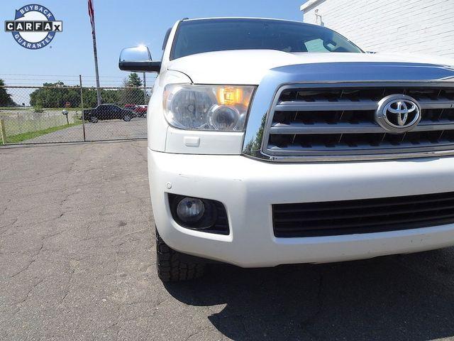 2010 Toyota Sequoia Platinum Madison, NC 8