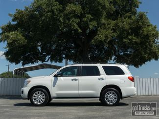 2010 Toyota Sequoia Platinum 5.7L V8 in San Antonio Texas, 78217