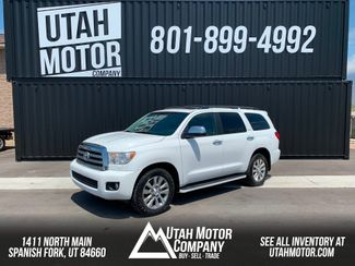 2010 Toyota Sequoia Ltd in Spanish Fork, UT 84660