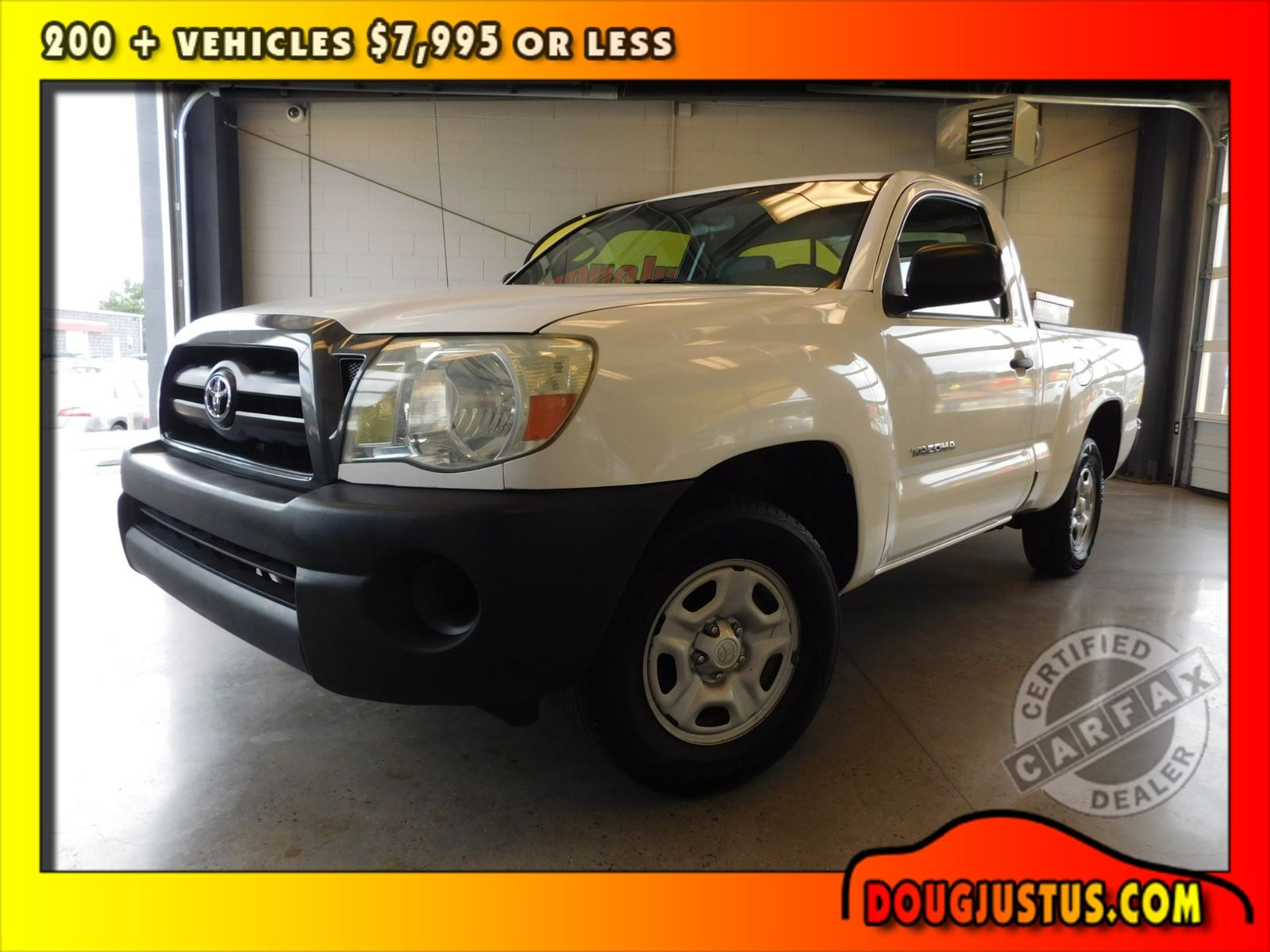 2010 Toyota Ta a city TN Doug Justus Auto Center Inc