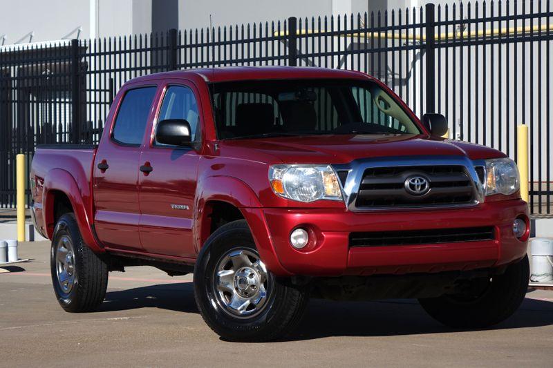 2010 Toyota Tacoma PreRunner* Crew* 2WD* Only 113K Mi* EZ Finance** | Plano, TX | Carrick's Autos in Plano TX