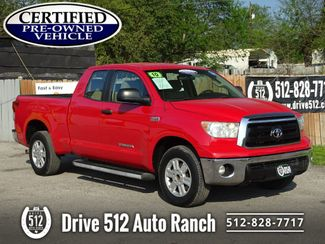2010 Toyota Tundra DOUBLE CAB SR5 in Austin, TX 78745