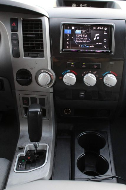 2010 Toyota TUNDRA CREWMAX 4D SERVICE RECORDS in Van Nuys, CA 91406