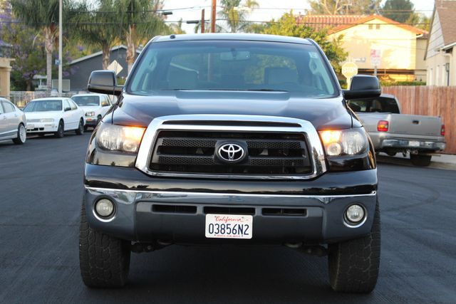 2010 Toyota TUNDRA CREWMAX SR5 4D SERVICE RECORDS in Van Nuys, CA 91406