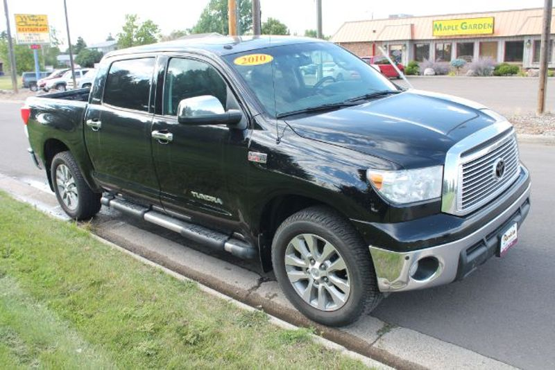2010 Toyota Tundra LTD  city MT  Bleskin Motor Company   in Great Falls, MT