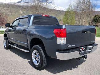 2010 Toyota Tundra Tundra-Grade CrewMax 5.7L FFV 4WD LINDON, UT 2