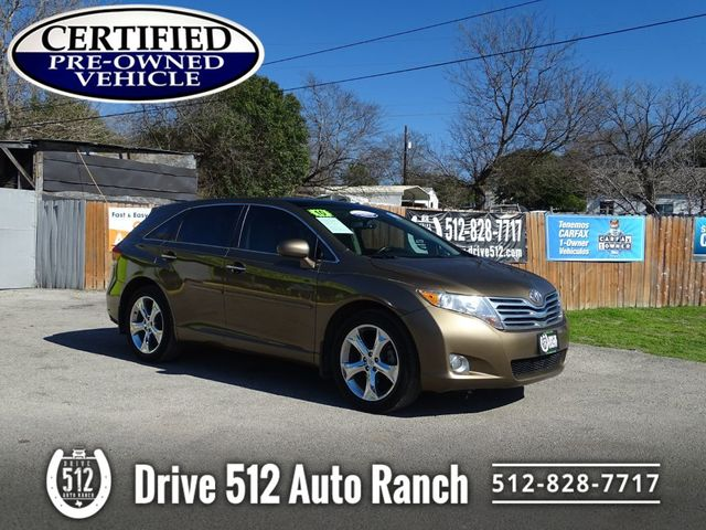 2010 Toyota Venza LEATHER SEATS LOW MILES