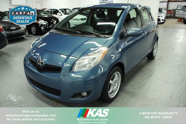 2010 Toyota Yaris Sport Hatchback