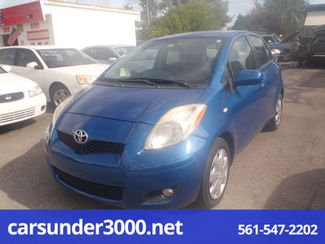 2010 Toyota Yaris Lake Worth , Florida 0