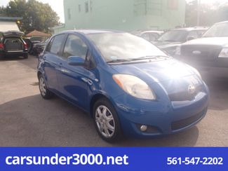 2010 Toyota Yaris Lake Worth , Florida 1