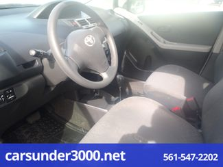 2010 Toyota Yaris Lake Worth , Florida 4