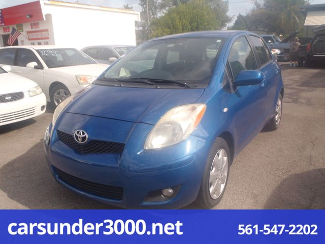 2010 Toyota Yaris Lake Worth , Florida