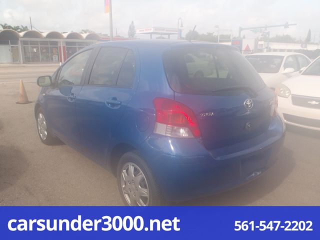 2010 Toyota Yaris Lake Worth , Florida 2