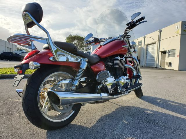 2010 Triumph Thunderbird ABS in Dania Beach , Florida 33004