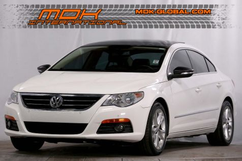 2010 Volkswagen CC Luxury - Panoramic sunroof - Heated seats in Los Angeles