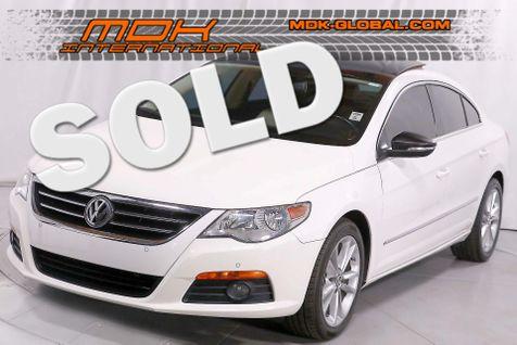 2010 Volkswagen CC Luxury - Panoramic sunroof - Heated seats in Los Angeles