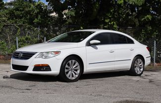 2010 Volkswagen CC Sport Hollywood, Florida 10