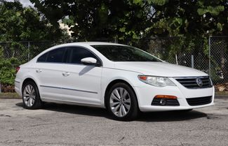 2010 Volkswagen CC Sport Hollywood, Florida 22