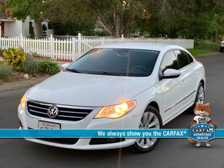 2010 Volkswagen CC SPORT SEDAN AUTOMATIC SERVICE RECORDS in Van Nuys, CA 91406