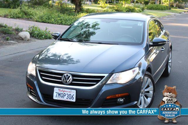 2010 Volkswagen CC SPORT SEDAN LEATHER SERVICE RECORDS