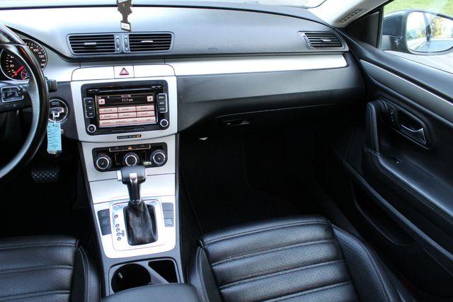 2010 Volkswagen CC SPORT SEDAN LEATHER SERVICE RECORDS in Van Nuys, CA 91406