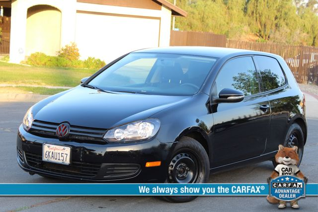 2010 Volkswagen GOLF HATCHBACK AUTOMATIC NEW TIRES SERVICE RECORDS